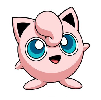 Jubilant Jigglypuff by Red-Flare