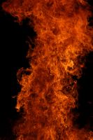 Fire Stock 030 by Malleni-Stock