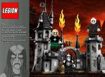For You Satan LEGION Building Toy by satanen