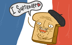LE FRENCH TOAST OUI OUI by SpaceWaffleDelivery