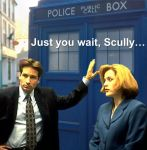 Just You Wait, Scully... by Aradrath