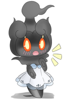 Marshadow as Lillie
