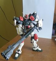 MG Buster Finished! by Joslau-Designs