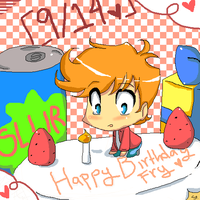 .:HBD Fry:. by Sof-Sof