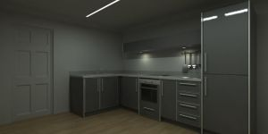 Kitchen W.I.P by Cubiclegangster