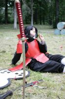 Cosplay Uchiha Madara 345 by NakagoinKuto
