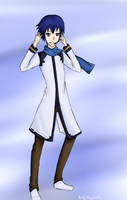 Kaito :art trade: by Phoenix2Fly