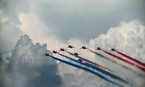 RED ARROWS by alihasim