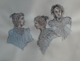 Studies of Old by Cassiuseos