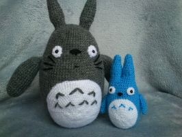 Totoro! by laine90
