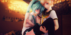 .your arms. by Baka-chanLove