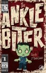The Ankle Biter (Mock Comic Book Cover) by AtomicMoo
