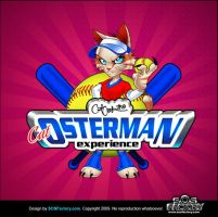 Logo design: Cat Osterman Exp by SOSFactory