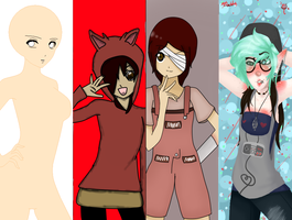 Persona Collab .::My Part::. by X-Nubby-Senpai-X