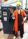 Tardis In The Lobby by R-Legend