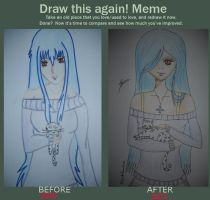 Meme: Before and After by yuukihanabusa