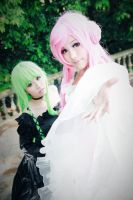 Code Geass - Euphemia C.C. by Xeno-Photography