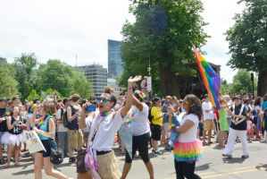 2015 Boston Pride Parade, You're On Candid Camera by Miss-Tbones