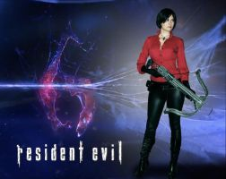 Resident Evil 6: Ada Wong Cosplay by CLeigh-Cosplay
