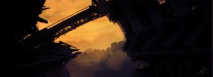 Environment Silhouette by nstoyanov