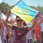 Ukrainian Fan by ShakilovNeel