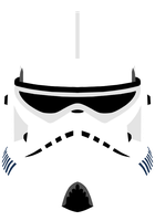 Clone Trooper Helmet v2 by PD-Black-Dragon
