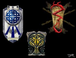 Faction Coat of Arms by harlequin01
