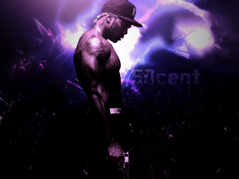 LP 50Cent by mrccreativo