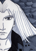 Sephiroth by Mayleth