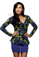 PNG 51 - Naya Rivera by odds-in-favour