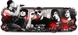 Avenged Sevenfold by Baraka-Br