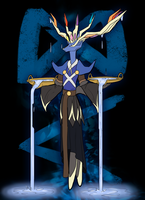 Xerenas, God Of Life by Toughset