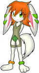 Freedom Planet - Milla The Hound by Flam3Zero