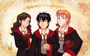 .::THANK YOU, HARRY POTTER::.. by Mistrel-Fox
