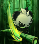 Bamboo Chop! by Twime777