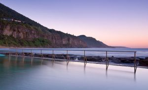 Coalcliff Baths Revisited by robertvine