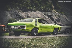 1972 Plymouth Road Runner by AmericanMuscle