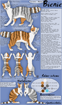Bienie Reference Sheet 5 by SpitfiresOnIce