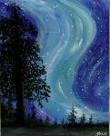 Northern Lights by ThisArtToBeYours