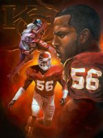 Derrick Johnson_KC Chiefs by cgfelker