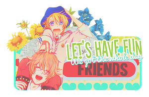 Out {Let's have fun} by Lulusaki-Seki59