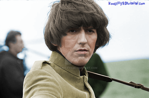 'I Need You' George Harrison 1965 by koolkitty9