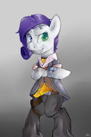 Handsome Rarity by WandererEclipse