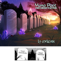 Mana Pool II Book Cover by IntroducingEmy
