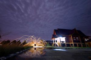 House Of Sparkles by perigunawan