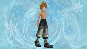 Ventus Shirtless - Advent Calendar [07] by LexaKiness