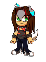 Chibi PC 3: Racer by Patrial