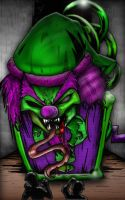 PeteXs The Riddlebox by shaggydope