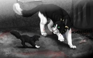 Scourge and Bone by duchesse1997