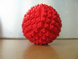 LEGO BALL by redhatpieman